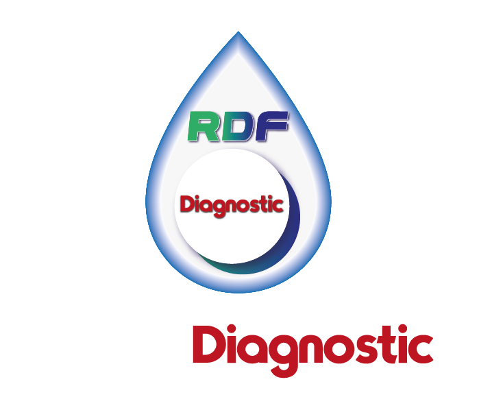 Logo RDF diagnostic fuite non destructive